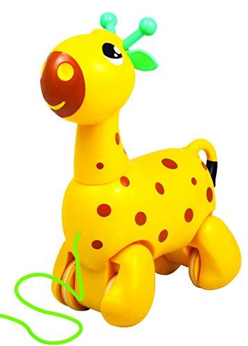 Giggles Nico The Giraffe, Yellow