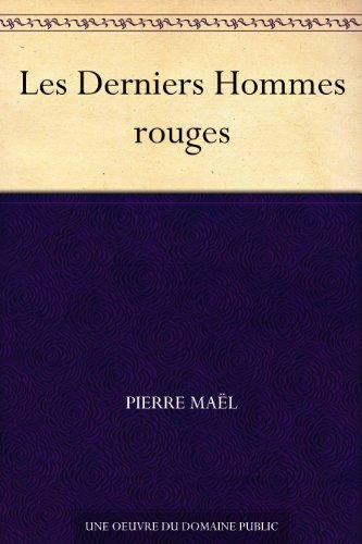 Couverture du livre Les Derniers Hommes rouges