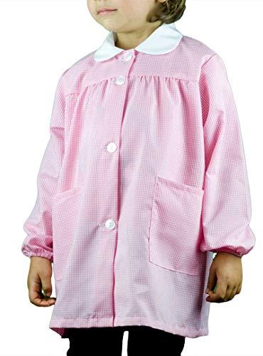 KLOTTZ - BABI CUADROS GUARDERIA niñas color: ROSA