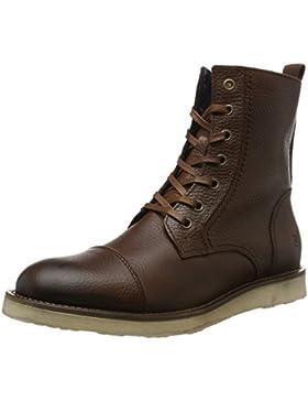 Marc O'Polo Herren 61022526301114 Lace Flatheel Bootie Chukka Boots