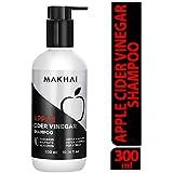 Makhai Apple Cider Vinegar Shampoo No Parabens , No Sulphates No silicones 300 ml