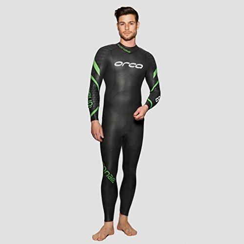 Sonar Wetsuit Neoprenanzug, schwarz/grün - 2