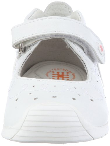Garvalin 122140, Chaussures basses fille Blanc-TR-SW206
