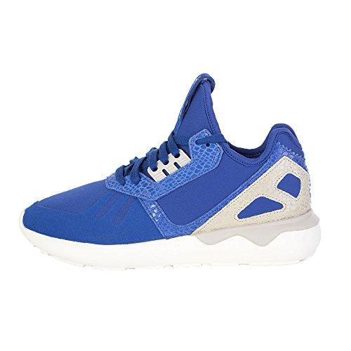 Adidas - Tubular Runner W - S81259 - Couleur: Beige-Blanc-Bleu - Pointure: 44.0