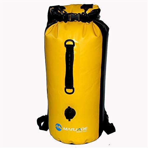 Hunt Power30L Gran Capacidad Portátil 4 Colores Bolsa Seca Mochila Impermeable Caminata...