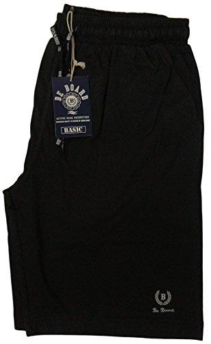 pantalone-corto-bermuda-sportivo-uomo-cotone-leggero-be-board-vari-colori-taglie-forti