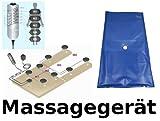 Massagegerät für Wasserbetten