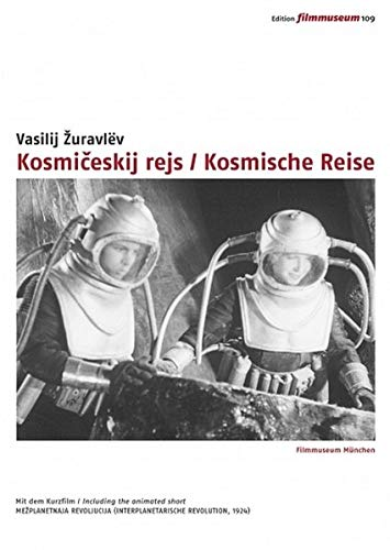 Kosmiceskij rejs / Kosmische Reise, 1 DVD-Video