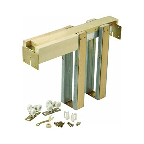 L.E. JOHNSON PRODUCTS 153068PF Pocket Door Frame by L.E. JOHNSON PRODUCTS