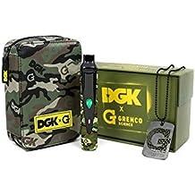 Auténtico Original DGK | G Pro Vaporizer - Vaporizador Portátil Para Hierbas Secas - Convección -