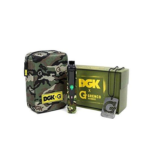 Authentisch Original DGK | G Pro Vaporizer - Kräuter Verdampfer Vaporisator - Dry Herb Vaporizer, Herbal Convection Vaporiser - **Official Retailers of Grenco Science Vaporizers**