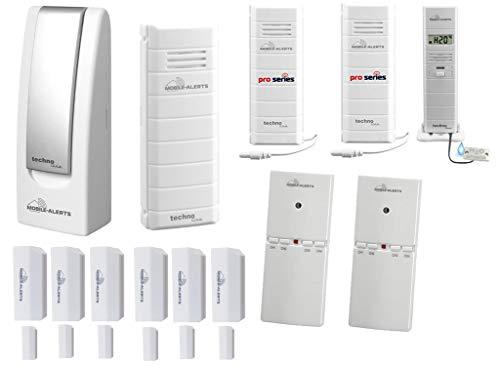 Technoline Mobile-Alerts Profi-Haus-Überwachungs-System Alert-system