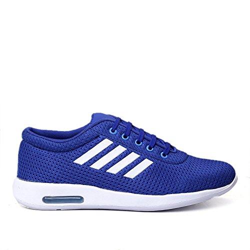 Scion Men\'s Royal Blue Casual Canvas Outdoor partywear Sneakers Shoes
