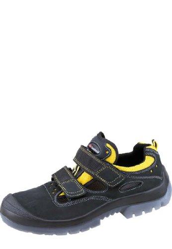 Canadia Line Dune, sicurezza scarpa classe: EN ISO 20345: 2011S1P Nero