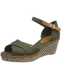 Sandali neri per donna Solshine
