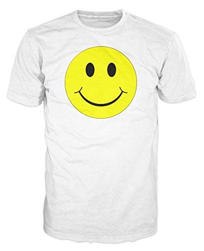 Haddaway Herren T-Shirt Gr. XL, Weiß - Weiß