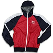 Puma T7–Reversible chaqueta de chándal ligera