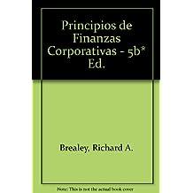 Principios de Finanzas Corporativas - 5b* Ed.