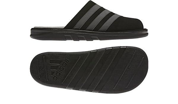 Adidas Herren Hausschuhe G40382 7 blacksharp greychrome