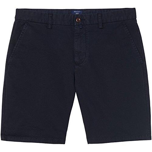 GANT Herren Shorts Blau (NAVY 405)