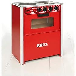 BRIO - 31355 - CUISINIERE ROUGE