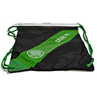 Official Licensed Football Product Celtic FC Gym Bag Fade Swim School Green