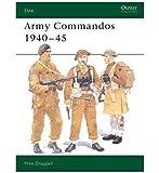 Army Commandos 1940-45 (Elite)