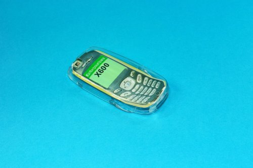 Handykondomtasche/Handykondom/Handytasche transparent SAMSUNG SGH-X600/X608
