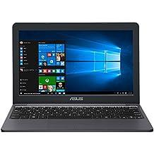 Asus E203 E203MAH-FD005T 11.6-inch Laptop (Celeron N4000/4GB/500GB/Windows 10/Integrated Graphics), Star Grey
