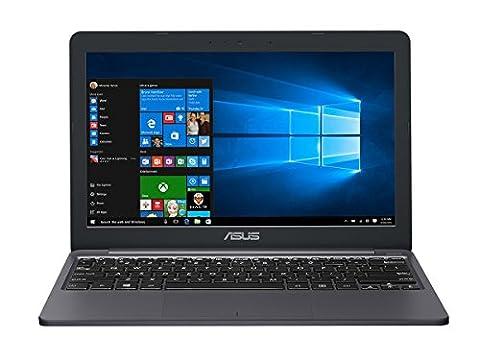Asus E203NA-FD029T 29,4 cm (11,6 Zoll) Notebook (Intel Celeron N3350, 32GB eMMC, 4GB RAM, Intel HD Grafik, Win 10 Home) (Asus Notebooks)