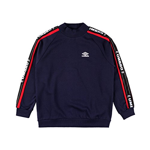 Umbro Damen Sweater Roll Neck UASW17021, Größe:S, Farbe:Navy/Red/White