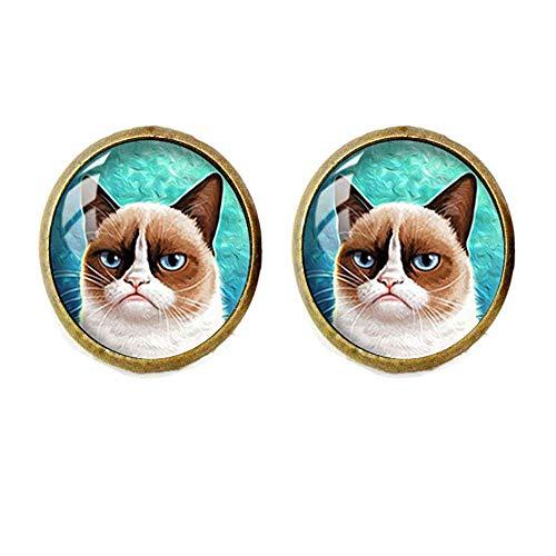 handgefertigt, Grumpy Cat ()