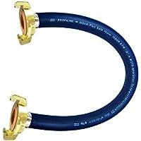 """3//8/"""" 1/"""" - 25mm Trinkwasser Schlauch 50m Profiline-Aqua Plus 10mm 3,10€//1m"""