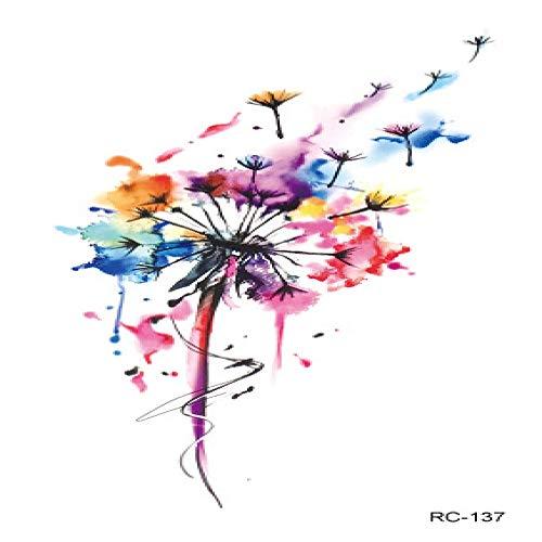 adgkitb Umweltfreundliche wasserdichte kleine frische Tätowierungsaufkleber Farbige Tätowierungsaufkleber RC-137 10.5x6cm Rc Notebook
