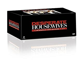 Desperate Housewives - L'intégrale des 8 saisons (B00DY7ZB00) | Amazon price tracker / tracking, Amazon price history charts, Amazon price watches, Amazon price drop alerts