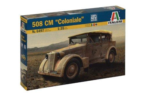 Italeri 6497 - 508 cm coloniale model kit  scala 1:35