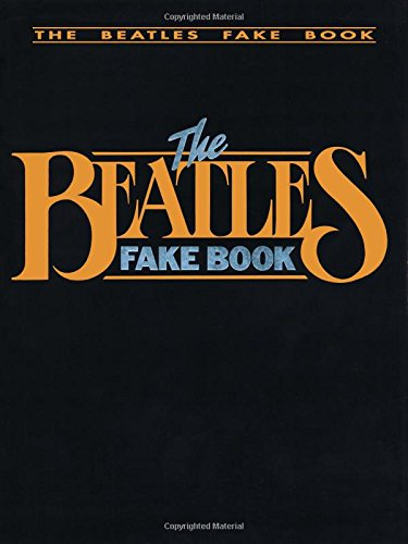 The Beatles Fake Book (Fake Books)