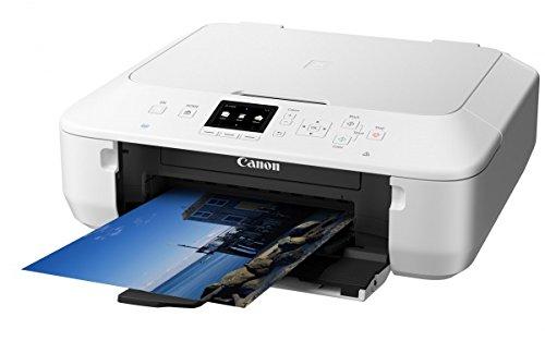 CANON Pixma MG5655 Silver-Grey A4 Color USB Print