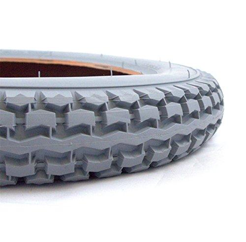 41dstIrziEL - 121/2x 21/4resistente silla de ruedas neumático por Cheng Shin también se adapta eléctrica granate