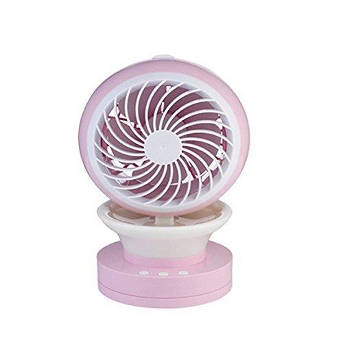 Inovey Mini Portátil Aire Acondicionado Ventilador Usb Mist Spray De Oficina En...