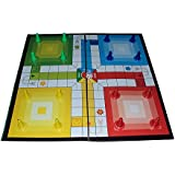 Parteet Ludo, Snakes And Ladder Board Game For Kids