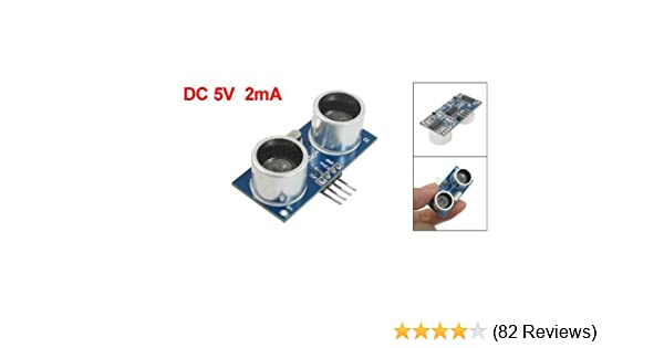 Ultraschall Entfernungsmesser Hc Sr04 : Hc sr entfernung messumformer sensor ultraschall modul fuer