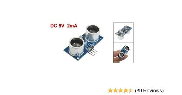 Wasserdicht Ultraschall Entfernungsmesser Sensor Modul : Hc sr entfernung messumformer sensor ultraschall modul fuer
