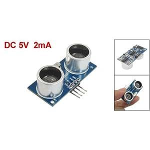 4-Pin Ultraschall- Modul HC-SR04 Abstand Messung Wandler Sensor für arduino