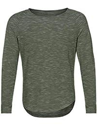 Elecenty Herren Hemden Plaid Hemd Freizeithemd Slim Fit Männer Geschäft  Sommerhemd Trachtenhemd Langarmhemd Oberhemd Herrenhemd Tops 1ca270d327