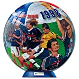 Ravensburger - Puzzleball 540 Teile - Fussball Puzzle : Frankreich 1998