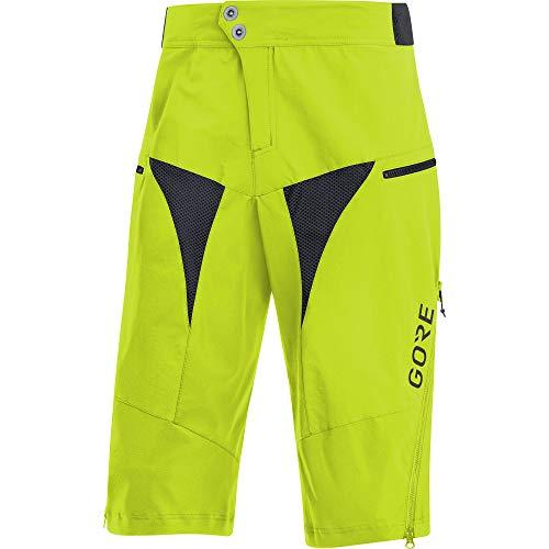 GORE WEAR Mens Breathable Mountain Bike Shorts