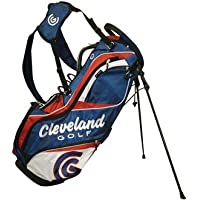 Cleveland CG Stand - Bolsa de Hombro, Color Azul/Rojo / Blanco