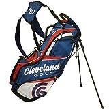 Cleveland CG Stand - Bolsa de hombro, color azul / rojo / blanco