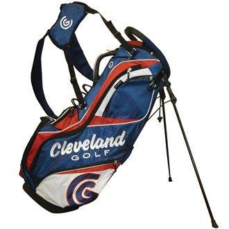 Cleveland CG Stand - Bolsa de Hombro, Color Azul/Rojo/Blanco